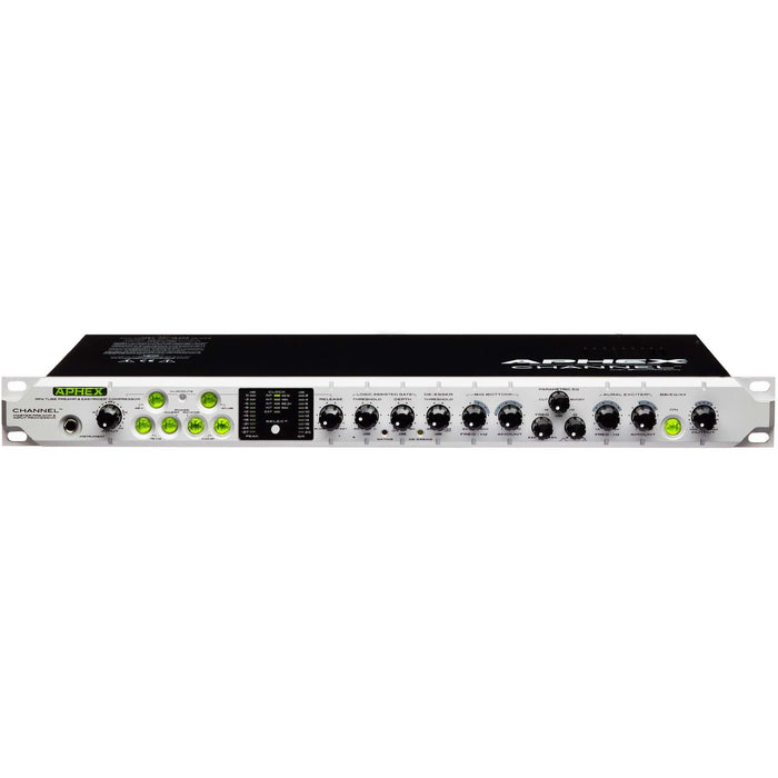 Aphex Channel - Master Preamp and input processor RPA Tube Preamp