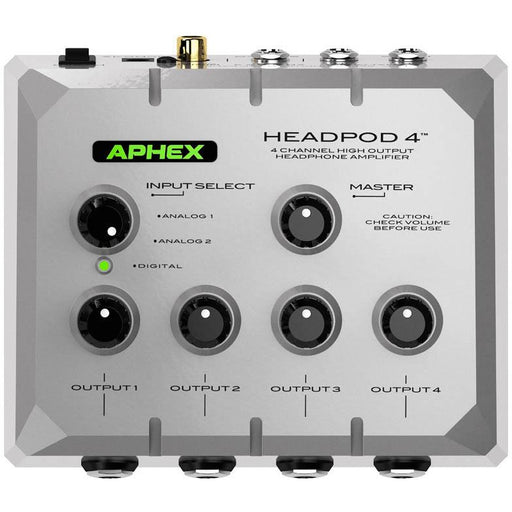 Aphex Headpod - 4 Channel Headphone Amp