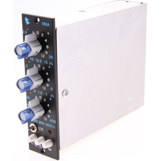 API 500 Series 550A - 3 Band Equalizer