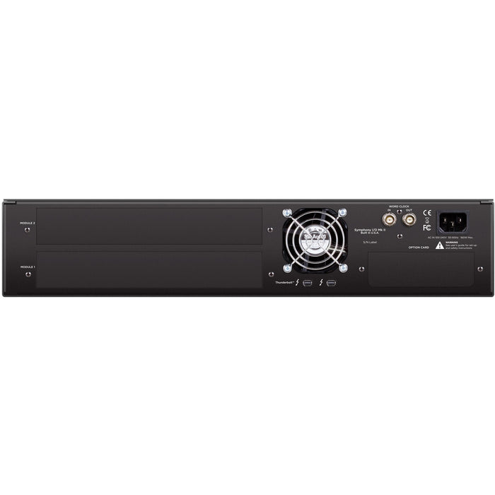 Apogee Symphony I/O MkII Thunderbolt CHASSIS ONLY