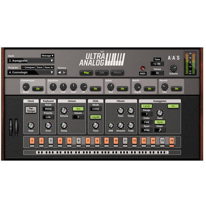 Applied Acoustics Ultra Analog VA-2 Plug-in