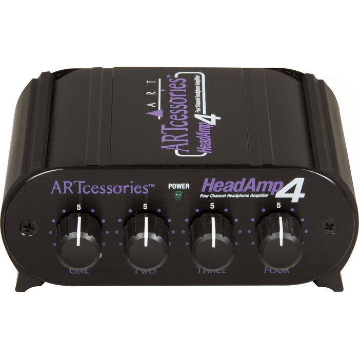 ART Head Amp 4 - Four Output Stereo Headphone Amp