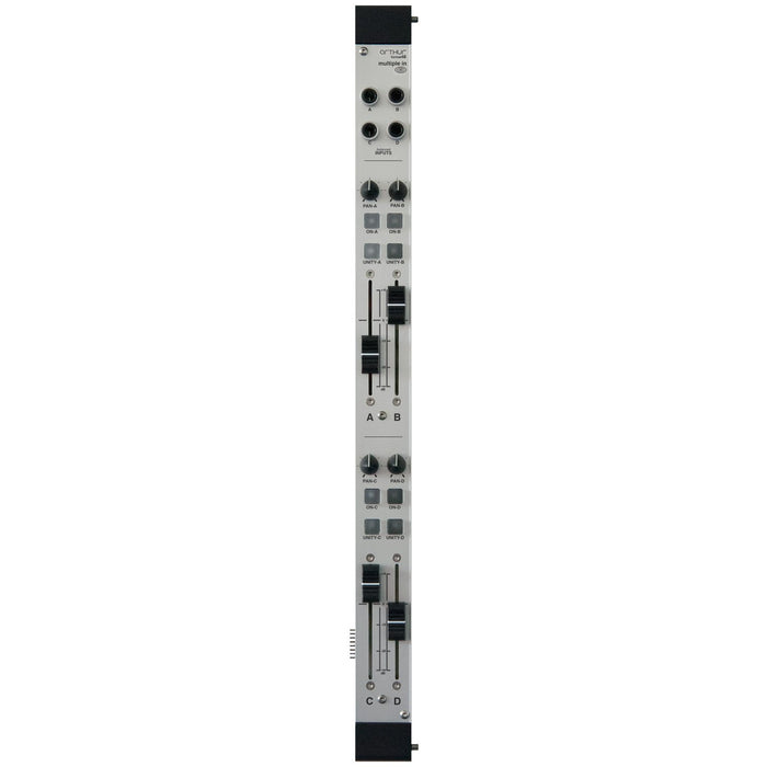 Schertler ART48-MULTIPLEIN - Arthur Modular mixer Multiple Input module