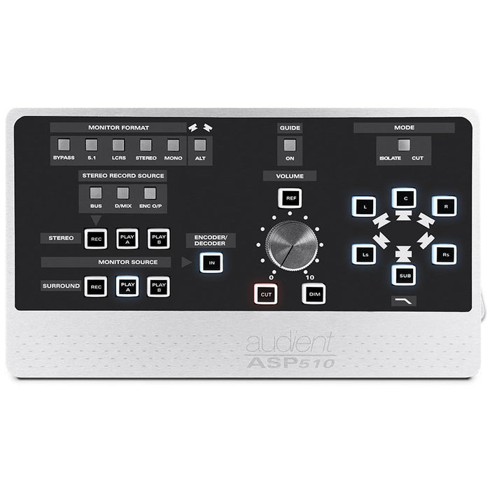 Audient ASP510 Surround Sound Controller