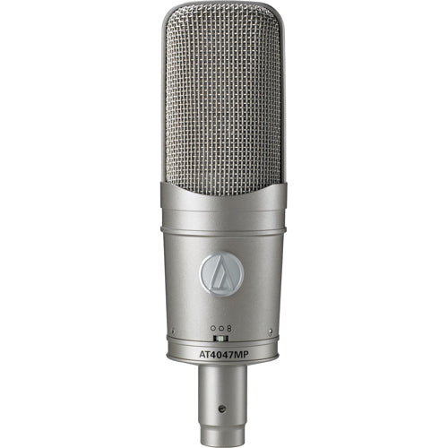 Audio Technica AT4047MP - Multi-Pattern Condenser Microphone with Shockmount