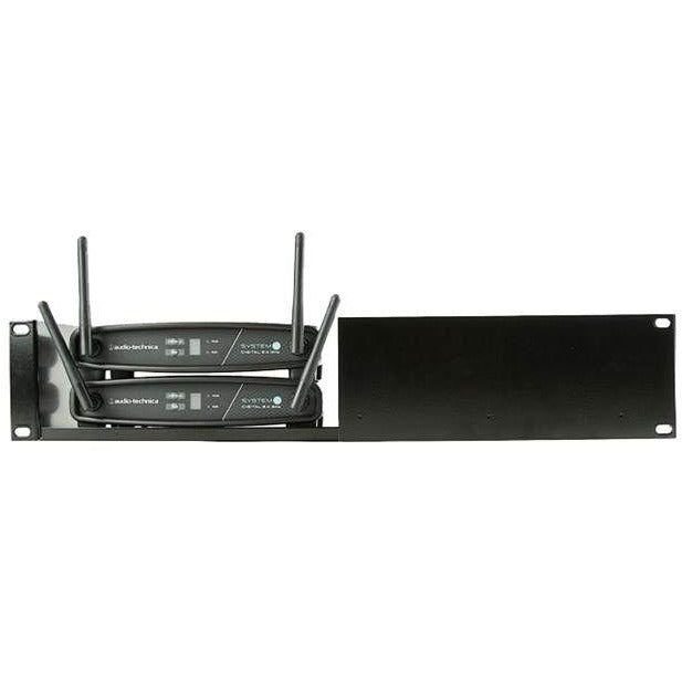 Audio Technica AT8674 - System 10 Wireless Rack Kit 2 Units (wireless receivers not included)