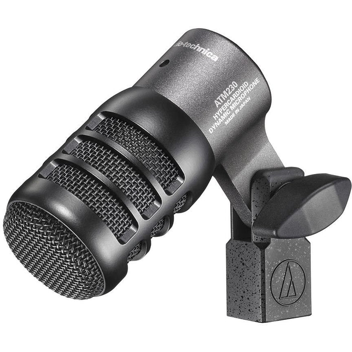 Audio Technica ATM230 - Hypercardioid dynamic instrument microphone