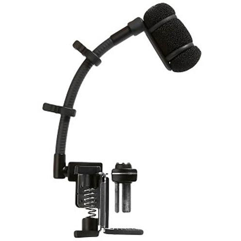 Audio Technica ATM350D - Cardioid Condenser Instrument Microphone w/ Drum Mounting System