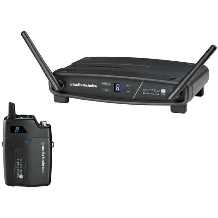 Audio Technica ATW-1101 - System 10 Single Channel Beltpack Digital Wireless System