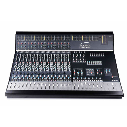 Audient ASP4816 Compact Analogue Recording Console - NEW Front