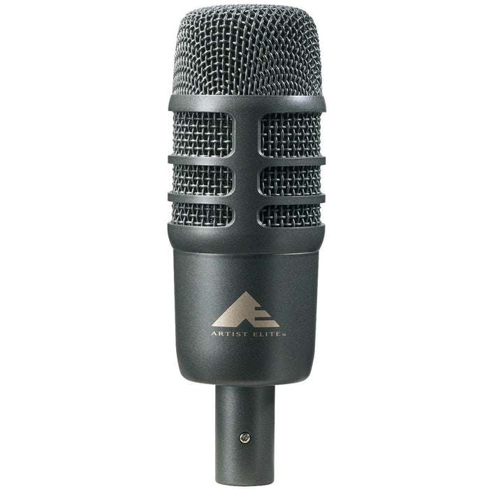 Audio Technica AE2500 - Dual Element (dynamic & condenser) Mic with Separate Outputs