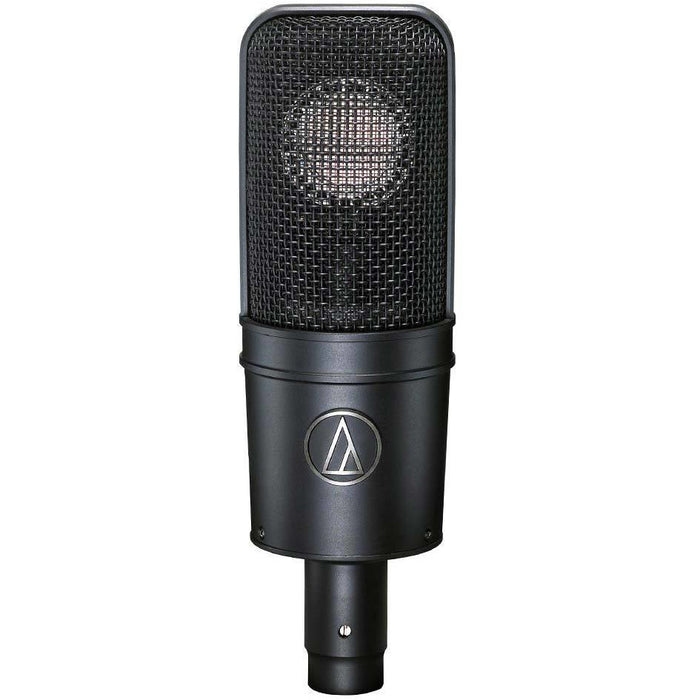 Audio Technica AT4040SM - Cardioid Condenser Large Diaphragm Mic with AT8499 Shock Mount