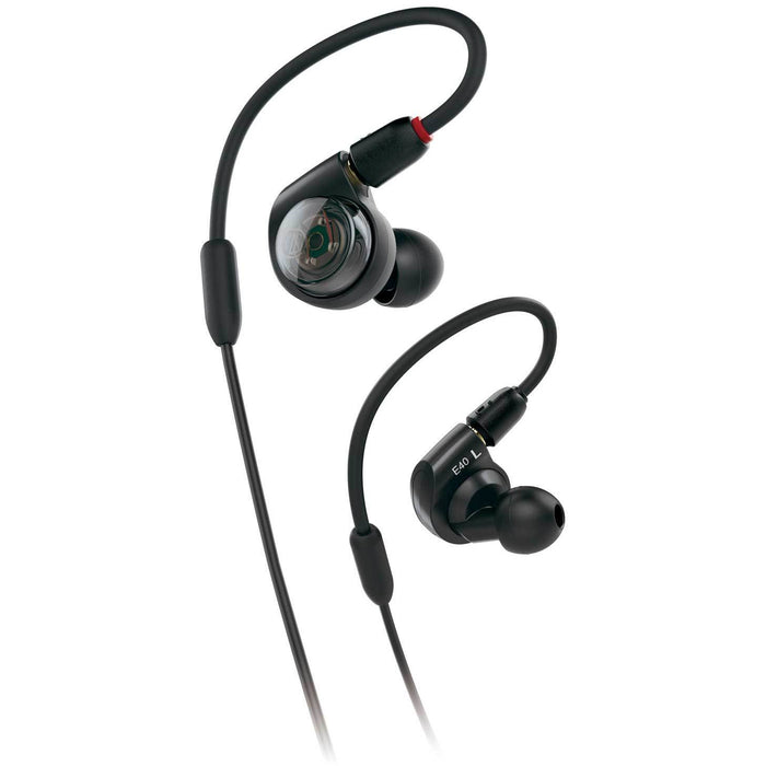 Audio Technica ATH-E40 - In-Ear Montior Headphones