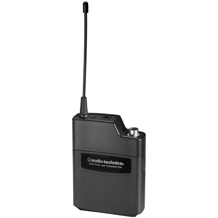Audio Technica ATW-2110A/P - UniPak System with AT829cW