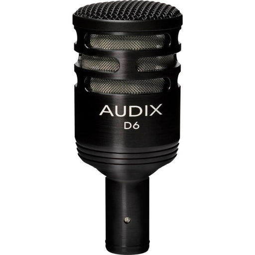 Audix D6 Dynamic Microphone for Kick Drum