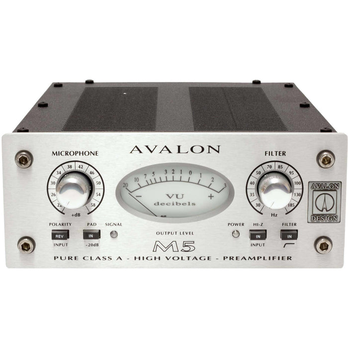 Avalon M5 Mono Mic/Instrument Pre Amplifier