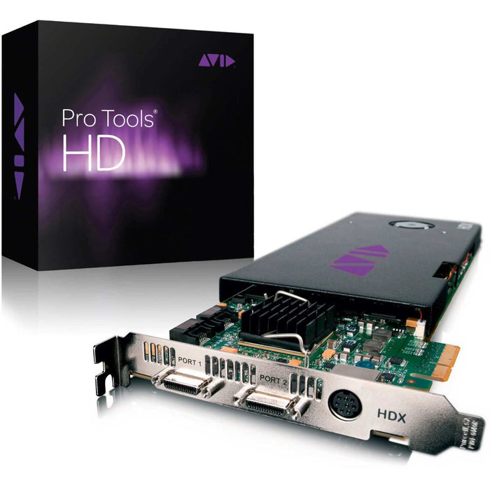 HDX Core with Pro Tools | HD Software