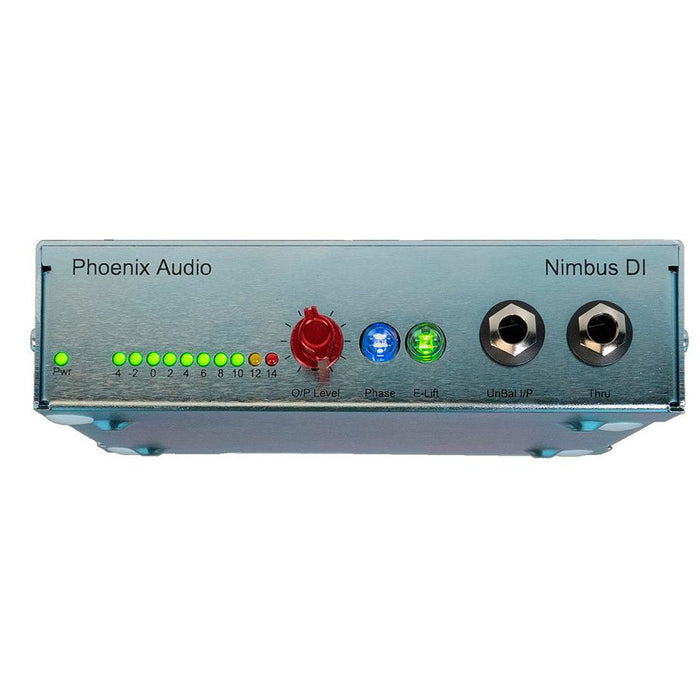 Phoenix Audio Nimbus DI - Stage or Studio Class A DI
