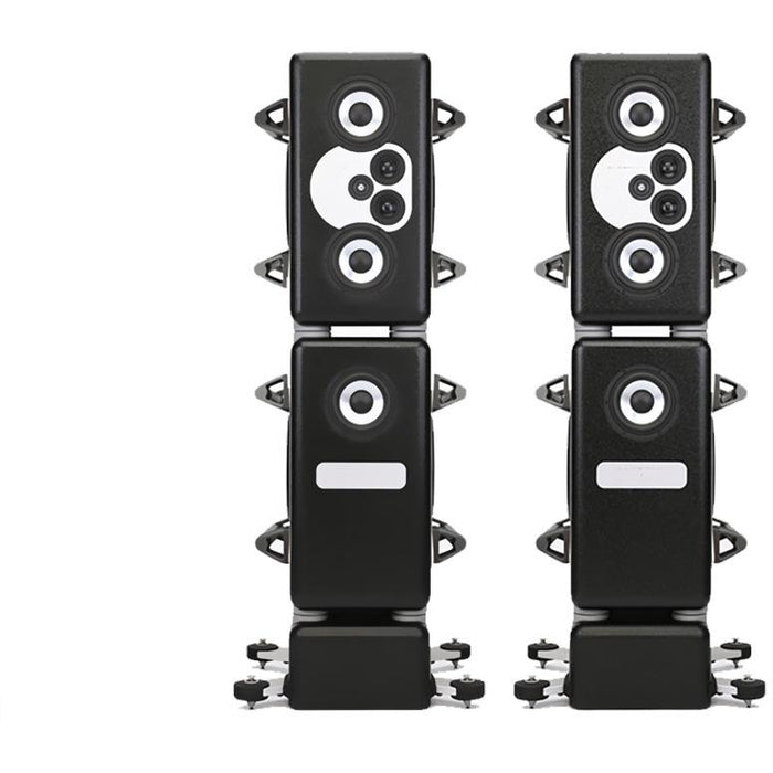 Barefoot Sound MasterStack12 with pedestals and handles - Pair