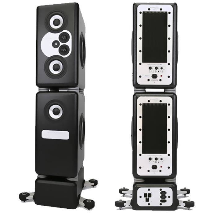 Barefoot Sound MasterStack12 with pedestals - Pair