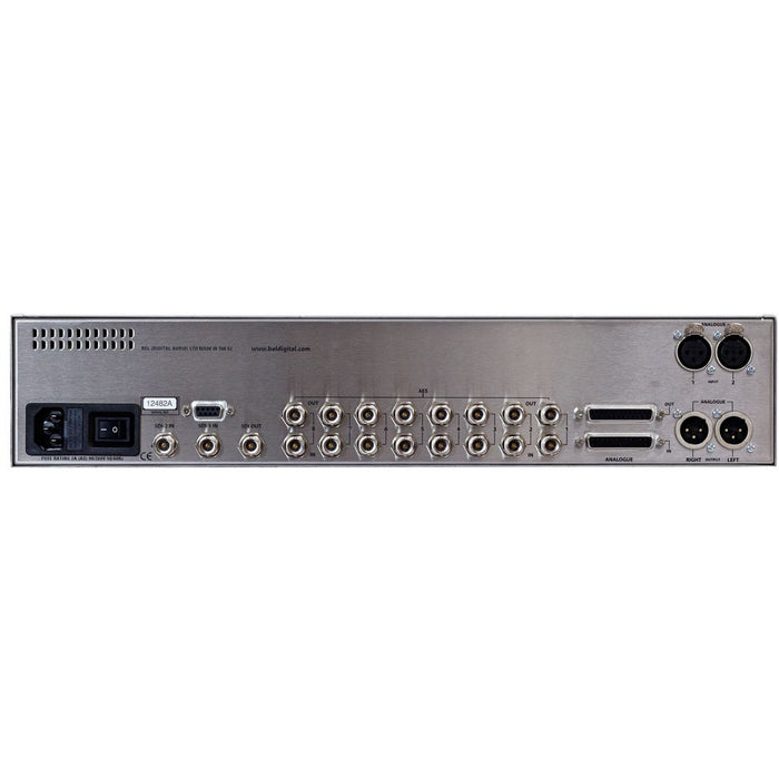 Bel BM-A2-E16SHD - 2U 16 Channel Audio Monitor with Dolby Decoding