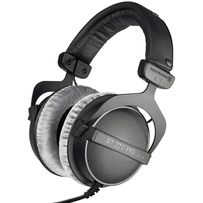 Beyerdynamic DT770 Pro (*250 Ohm version pictured)