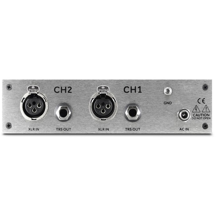 Black Lion Audio Auteur MKII - Twin Channel Preamp