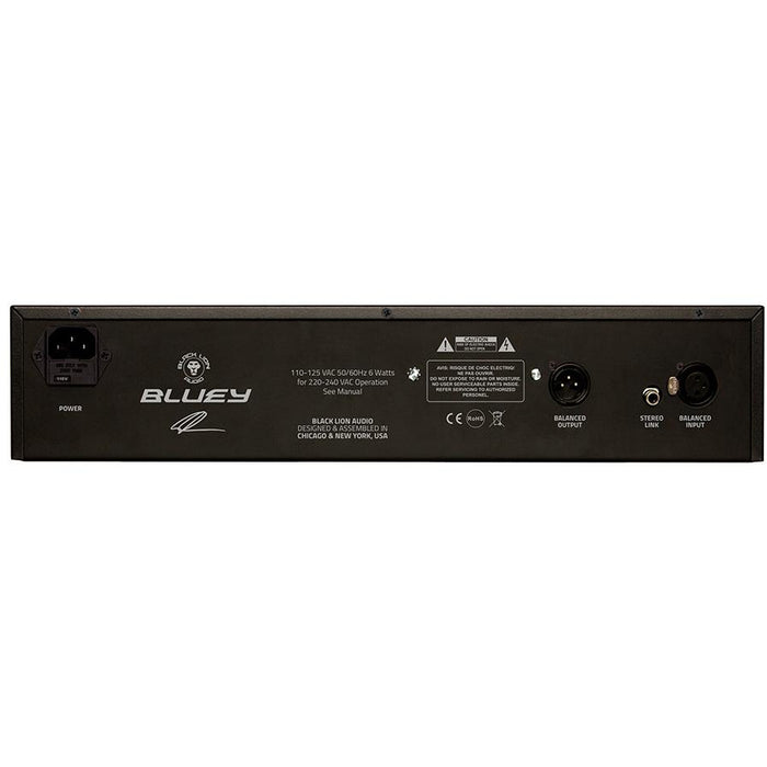 Black Lion Audio Bluey - 1176-Style Analogue FET Limiting Amplifier