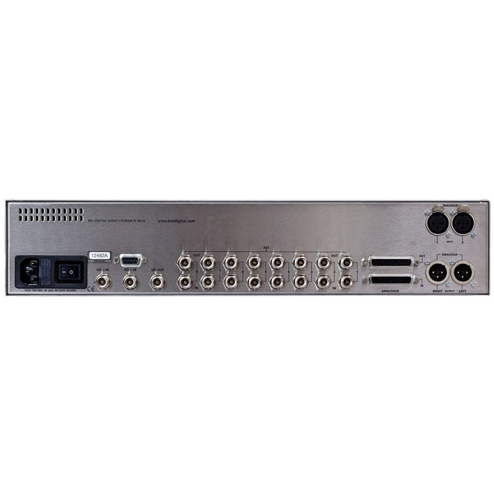 "Bel BM-AV2-E16SHD - 2U 16ch Audio, 5"" SDI Video Monitor with Dolby Decoding"