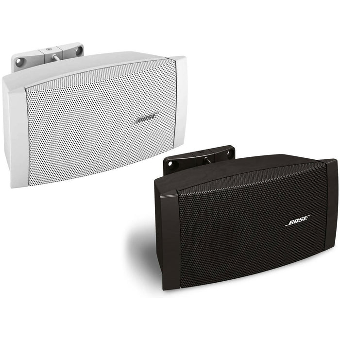 Bose FreeSpace DS 40SE - Indoor & Outdoor Surface-Mount Loudspeaker - Black