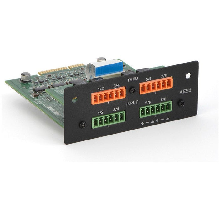 Bose PowerMatch AES3 8 Channel Input Card