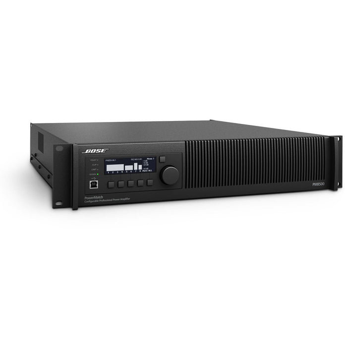 Bose PowerMatch PM8500N Network Version - Professional Power Amplifier