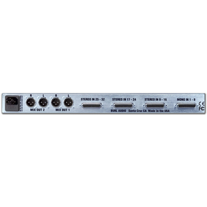 Burl B32 Vancouver - 32 Channel Stereo Mix Bus
