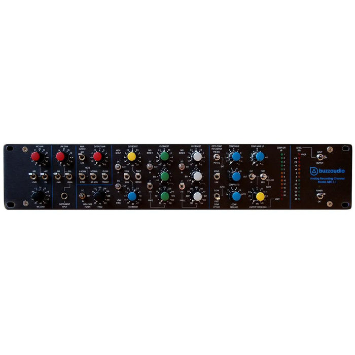 Buzzaudio ARC 1.1 Recording Channel Mic Pre, EQ, Compressor and Limiting