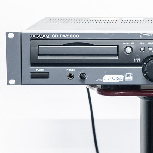 Tascam CDRW2000 CD recorder - Used