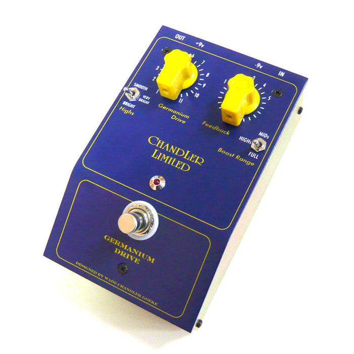 Chandler Germanium Drive - Guitar Pedal