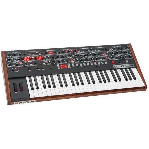 Sequential Prophet 6 Keyboard - 6-Voice Polyphonic Analogue Synthesizer