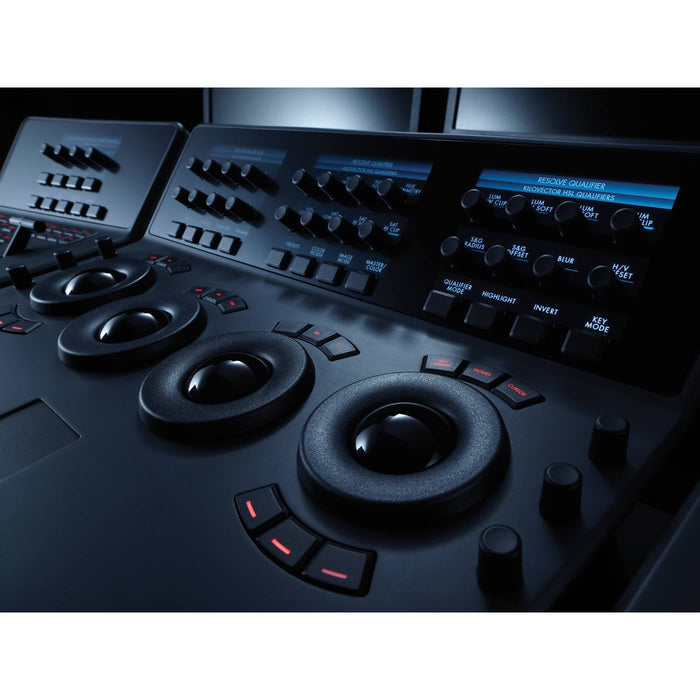 Blackmagic Design DV/RES/AADPNL - DaVinci Resolve Advanced Panel - Includes Resolve 12 Software