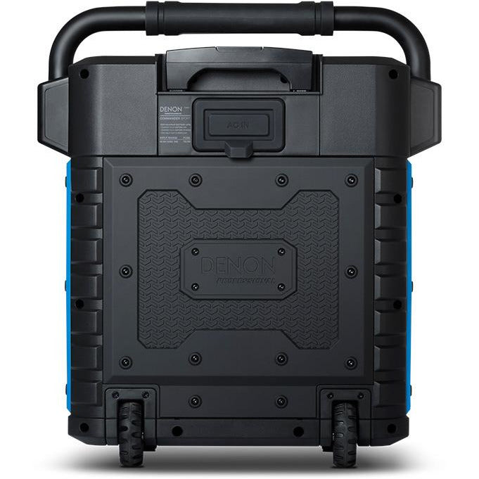 Denon Commander Sport - Water-Resistant Portable P.A. Speaker