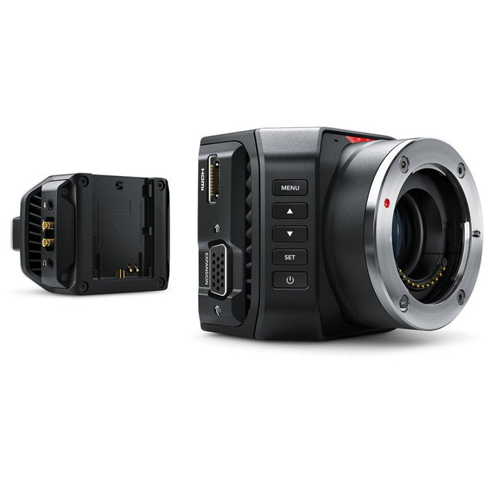Blackmagic Design - Micro Studio Camera 4K CINSTUDMFT/UHD/MR