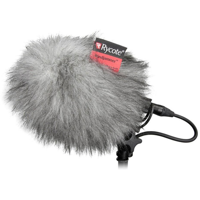 Sennheiser AMBEO VR Mic & Zoom F8 Field Recorder Bundle Inc. PCF-8 Case and Rycote BBG Windsheild and Windjammer