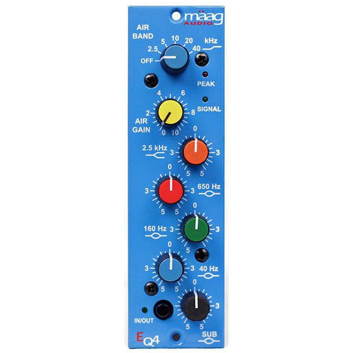 Maag EQ4 - 500-Series 6-Band EQ - B-Stock