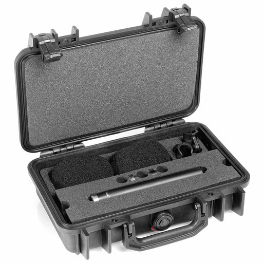 DPA ST4006A - d:dicate™ 4006A Stereo Pair with Clips and Windscreens in Peli Case