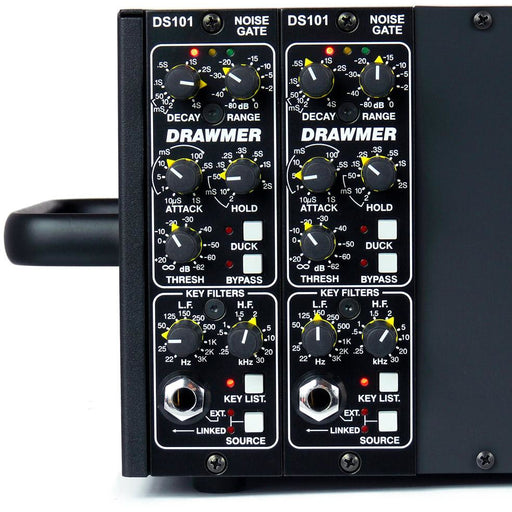 Drawmer DS101 - Noise Gate for the 500 Series lunchbox