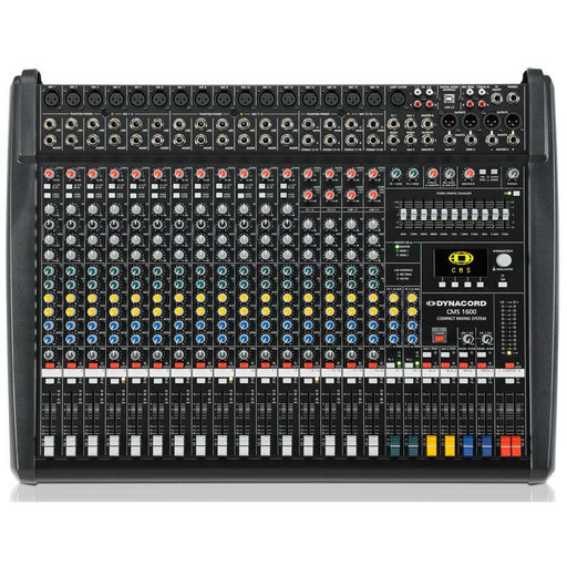 Dynacord CMS1600 MK3 Mixing Desk 16 Input with Digital Effects
