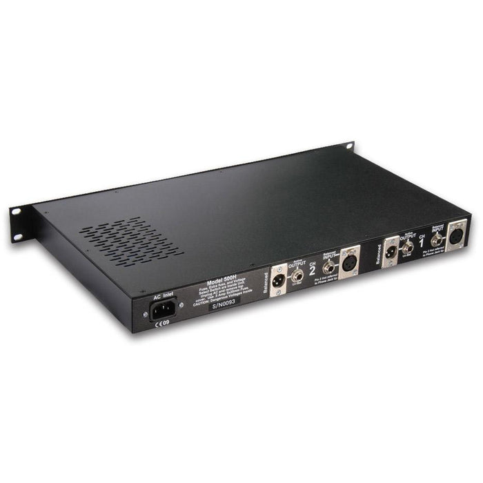 Empirical Labs EL500 - 2-Slot Horizontal 500-Series Chassis