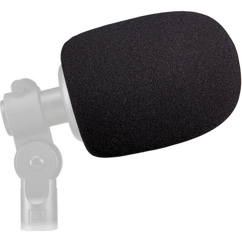 Electrovoice WSPL-2 Foam windscreen (black) for PL33 (also fits RE20 and RE27)