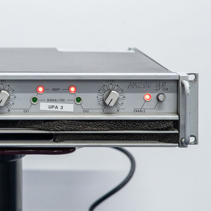 Crown Macro-tech 1200 - Power Amplifier - Used