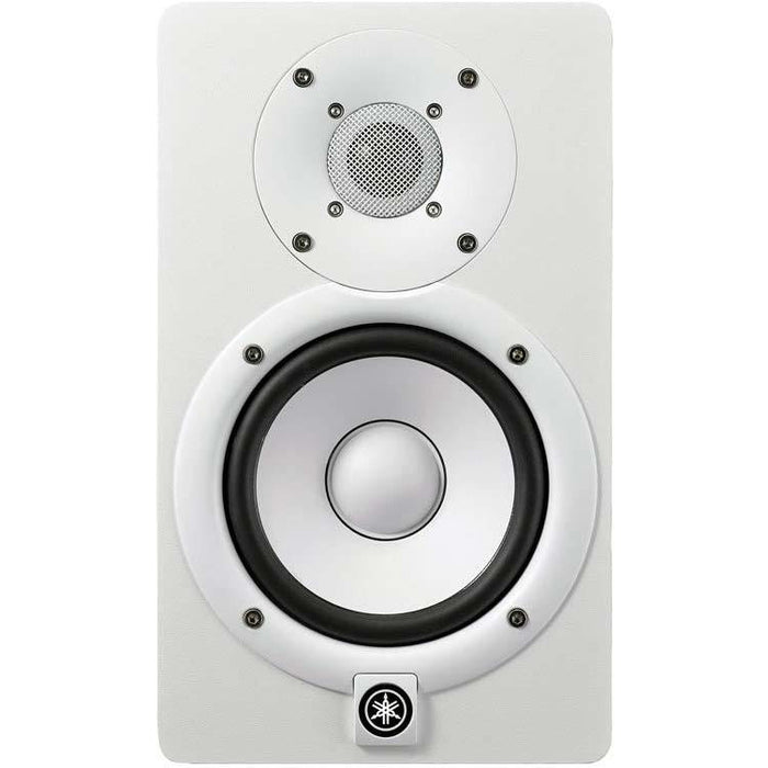 Yamaha HS8 - Active 2-way bass-reflex bi-amplified nearfield studio monitor (white)
