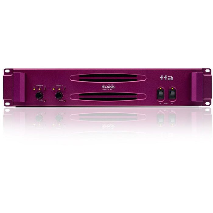 Full Fat Audio FFA-10000 Power Amp